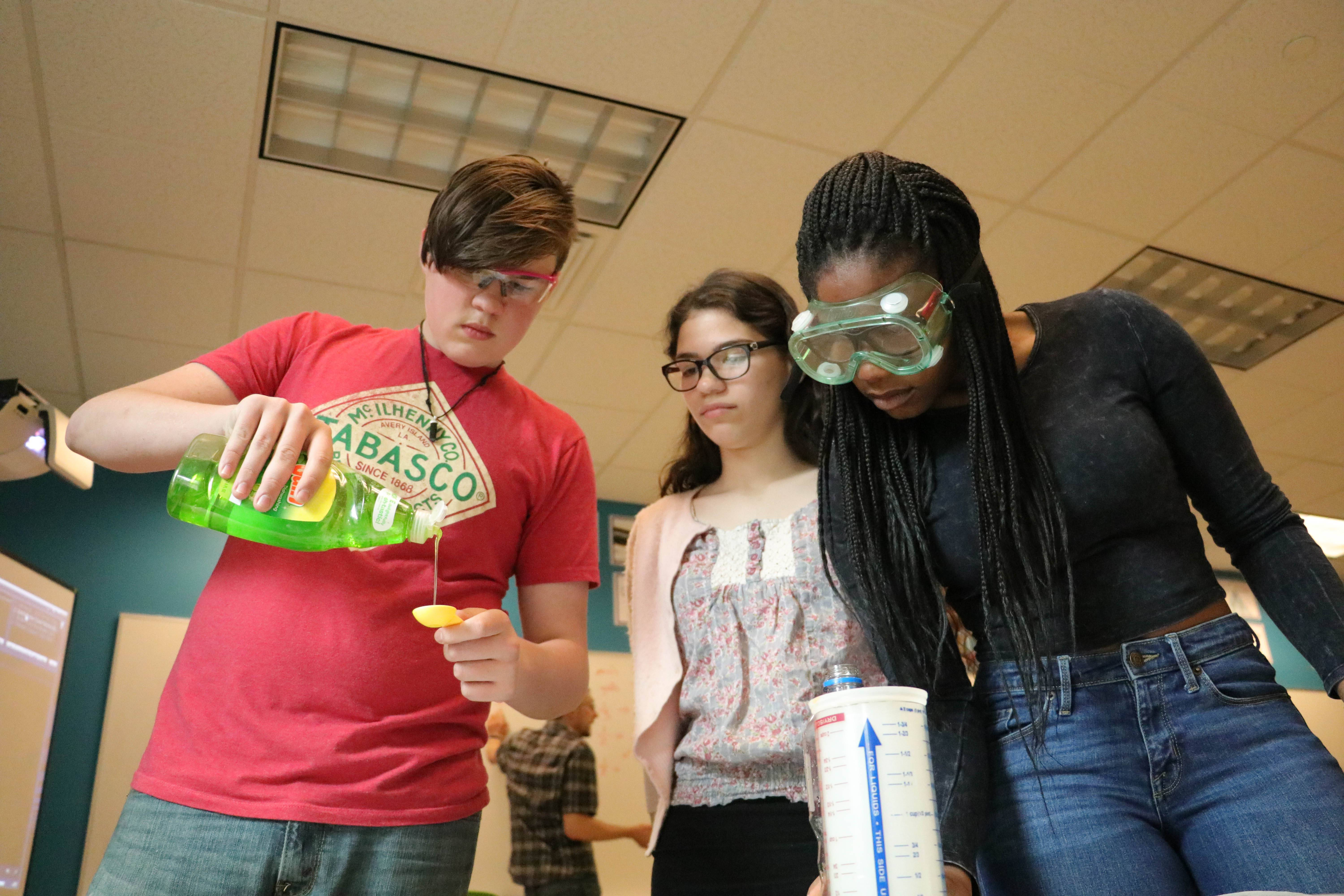 CCA offers backyard science experiments for summer fun and ...