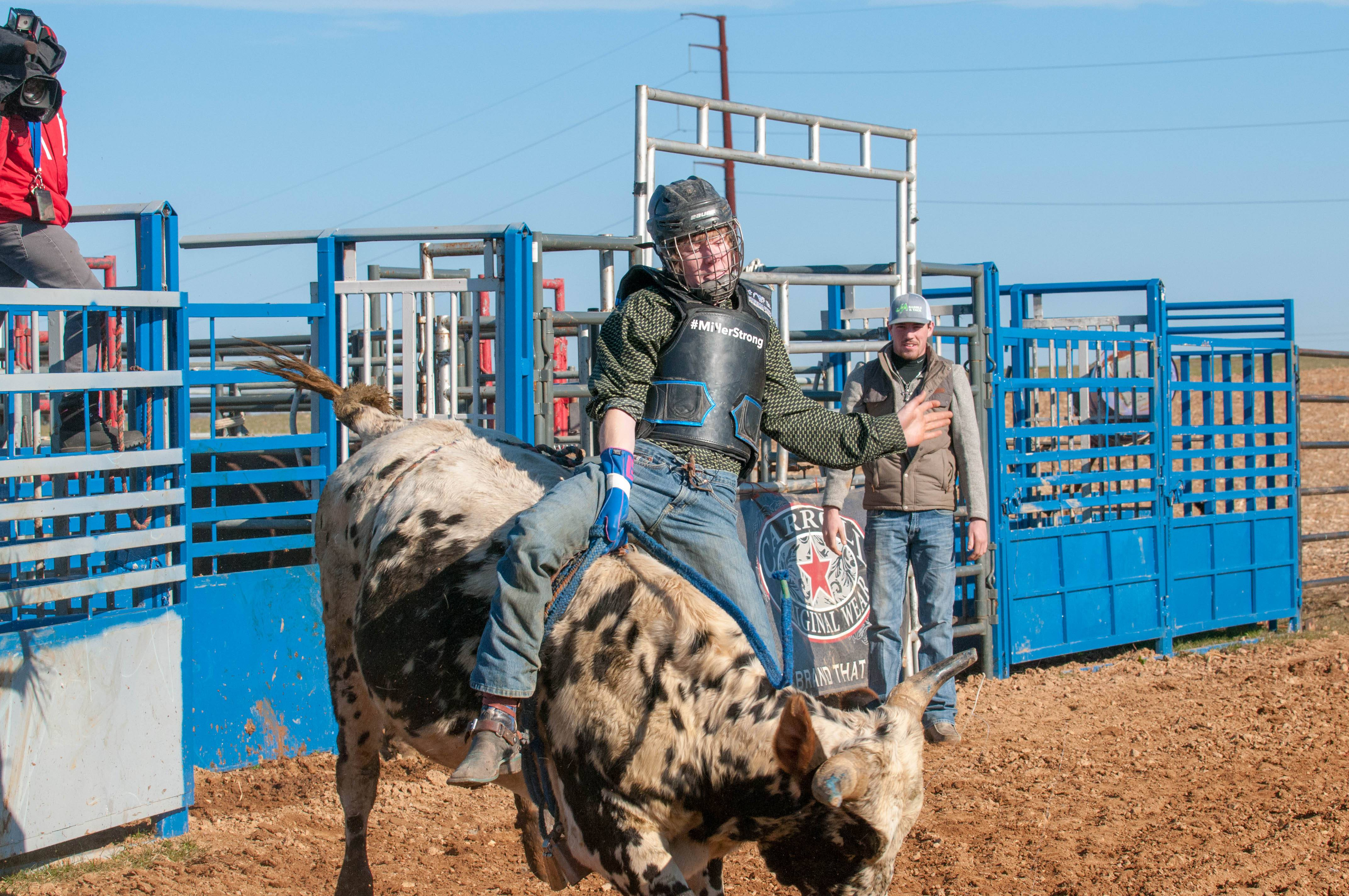 Cca Flexibility Allows Kennard Family To Win Rodeo Titles