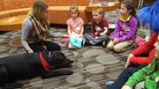 Commonwealth Charter Academy on Nov. 12 sponsored our first Therapy Dog-Literacy Day, a free community event at our Dickson City Family Service Center.