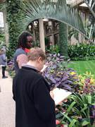 CCA students recently went on a field trip to Longwood Gardens in Chester County.