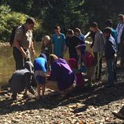 CCA students in the Southwest region began this school year getting muddy, messy and constructive with learning! Students went on a field trip to Raccoon Creek State Park to get hands-on fun while learning about life cycles and food chains in a natural environment.