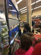 Commonwealth Charter Academy students recently went on a field trip to Petco in Cumberland County and used CCA's mobile classrooms to help supplement their learning experience.
