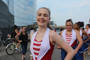 Andrea Griesacker, a CCA senior from York County, will be performing at the presidential inaugural concert on Jan. 19.  She is a baton twirler with TwirlTasTix, a team based in Bel Air, Maryland.