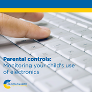 Tips on how to manage your Commonwealth Charter Academy student's new electronic devices and how to keep them safe.