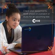 Navigating the holidays tip: Check your assignments. Work ahead on a project or study for an upcoming test.