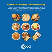 Commonwealth Charter Academy offers events to celebrate cultural diversity.