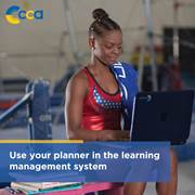 To make your student's experience at CCA successful, you should use your planner in the learning management system to help stay on track.