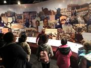 CCA students learned about importance of Black History Month during education field trip to the African American Museum in Philadelphia.