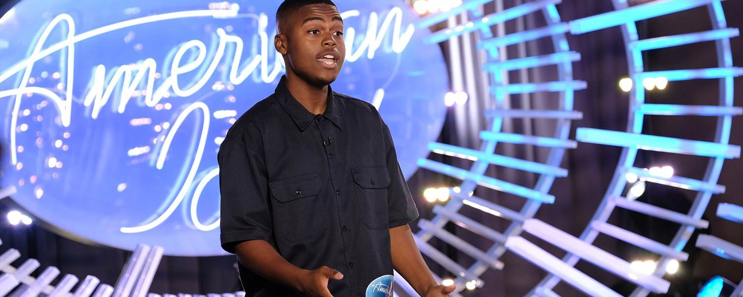 "CCA alumni Michael Woodard of Philadelphia is a sophomore at Musicians Institute in Los Angeles and advanced to next round of ""American Idol."""
