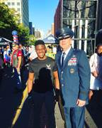 CCA student Amir Randall of Philadelphia will graduate early to enlist in the Air Force. Learn how our PA cyber school's flexibility helped make this possible.