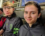 Cyber school family credits CCA's challenging curriculum for helping students excel at STEM competition and preparing them for successful careers.