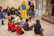 CCA, a Pennsylvania public cyber school, will participate in children's literacy event at Family Service Centers across the state.